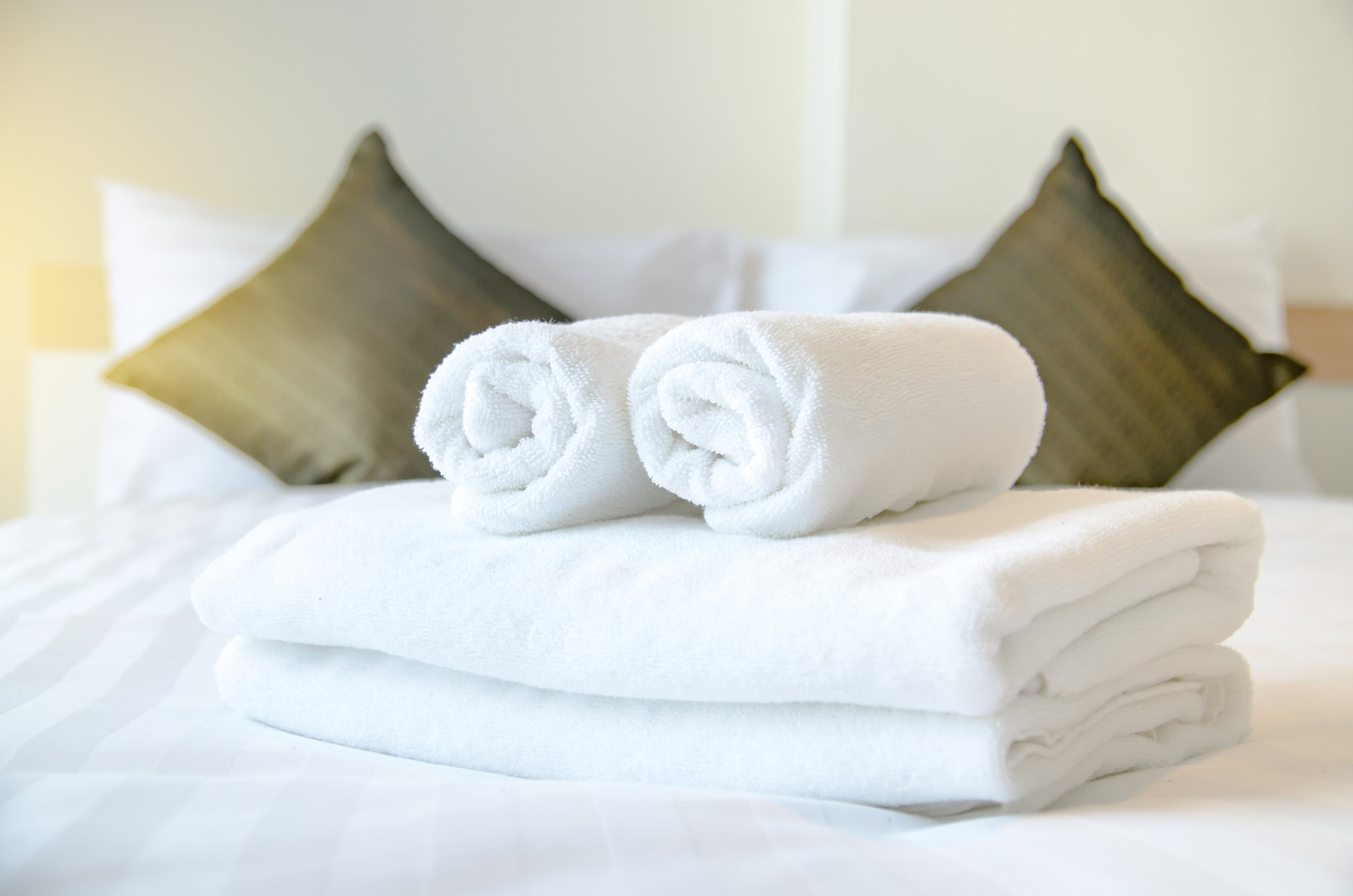 Laundry Service at The Grand Folly Hotel