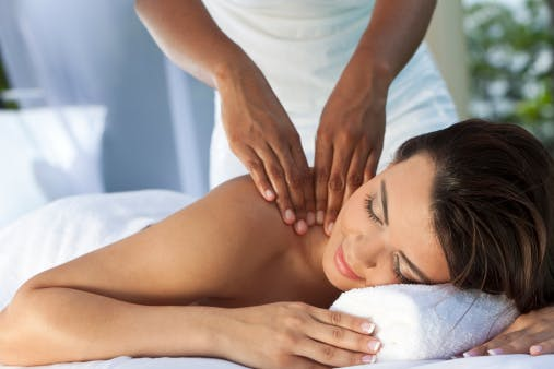 Book a relaxing massage at the end of your exhilarating day.