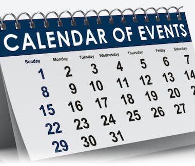 Calendar of events for Toowoomba when staying at Vacy Hall Toowoomba's Grand Boutique Hotel