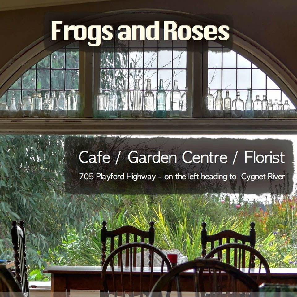 #Frogs and Roses Cafe/Garden Centre & Florist