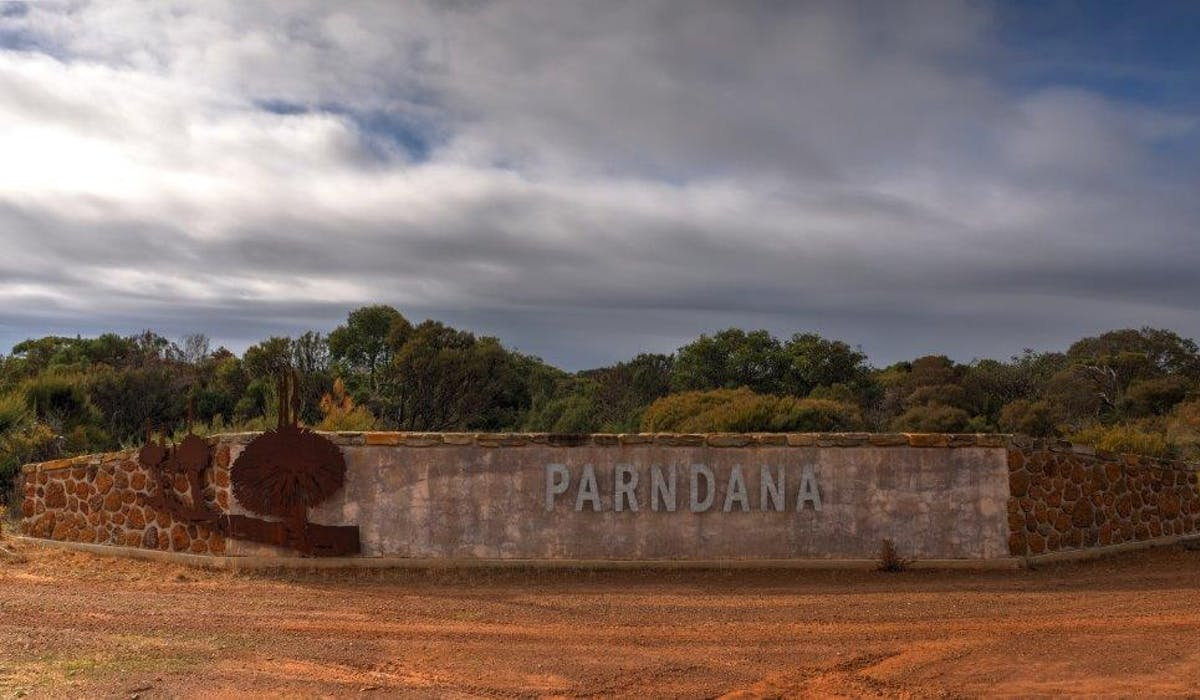 #Welcome to Parndana in the heartland of Kangaroo Island