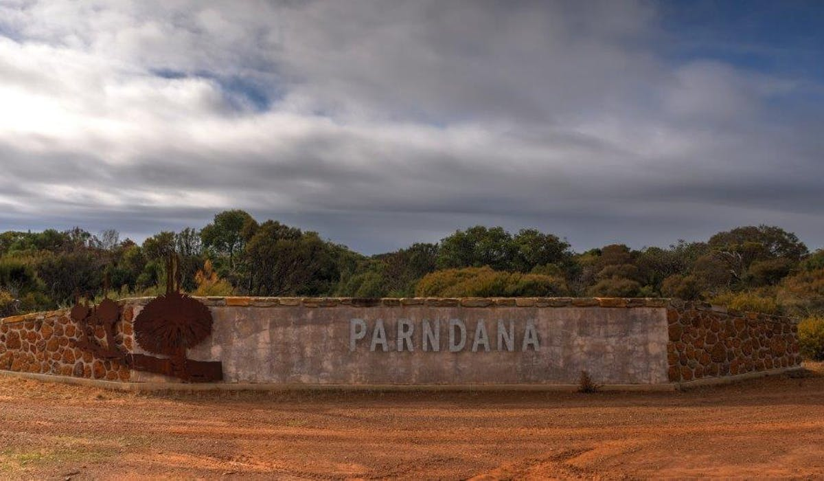Welcome to Parndana in the heartland of Kangaroo Isand
