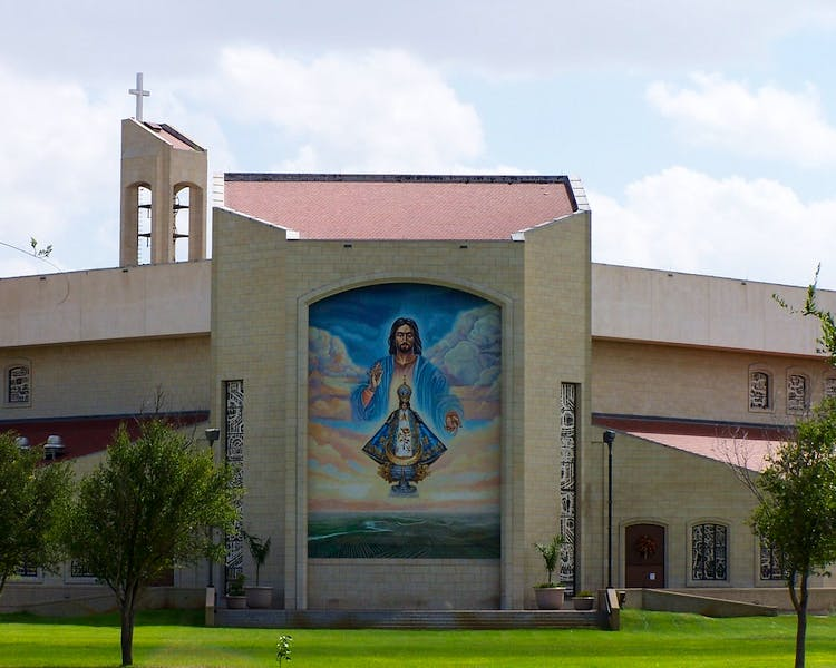 Basilica of Our Lady of San Juan del Valle near Texas Inn