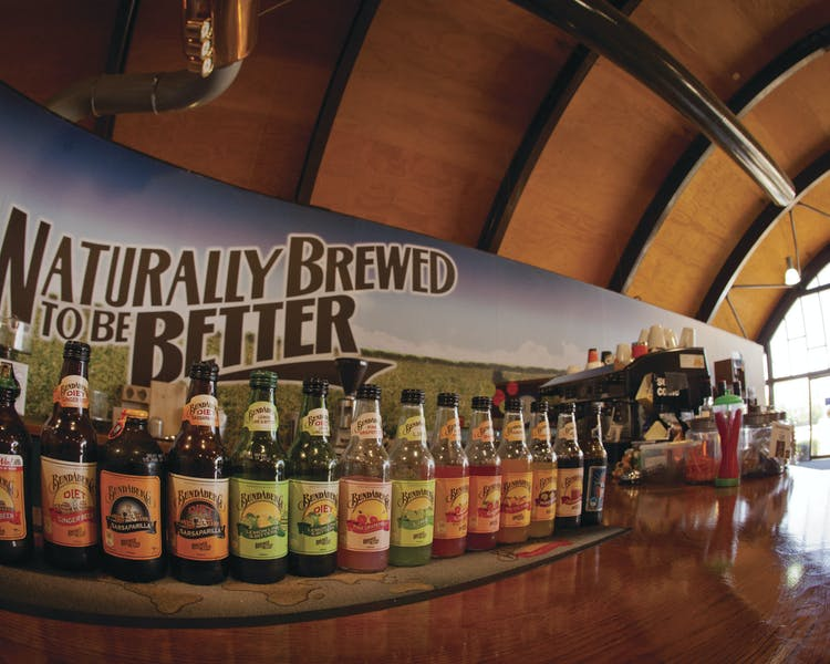 Bundaberg Barrel home of Bundaberg Ginger Beer and brewed Softdrinks