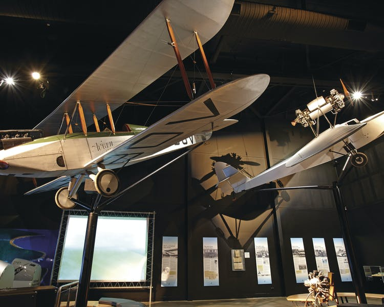 Hinklers Hall of Aviation