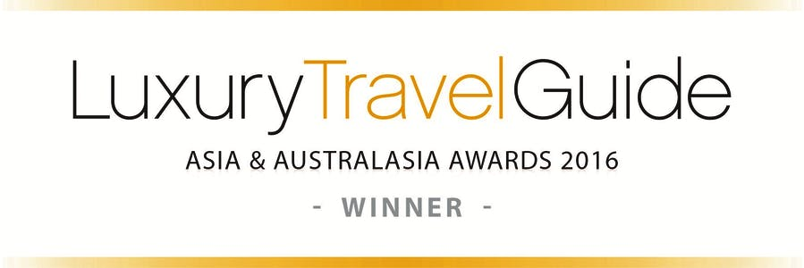 Luxury Travel Guide Best Waterfront Hotel Award