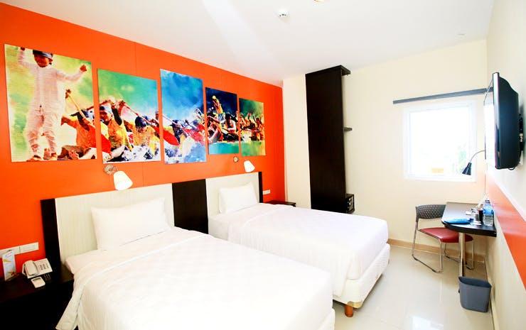 sinar sport hotel deluxe room auto hotel deluxe