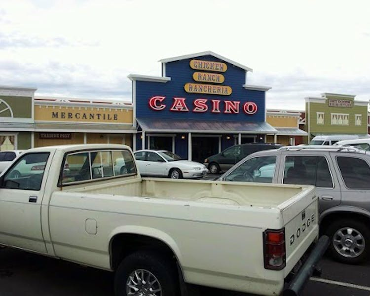 Chicken Ranch Casino