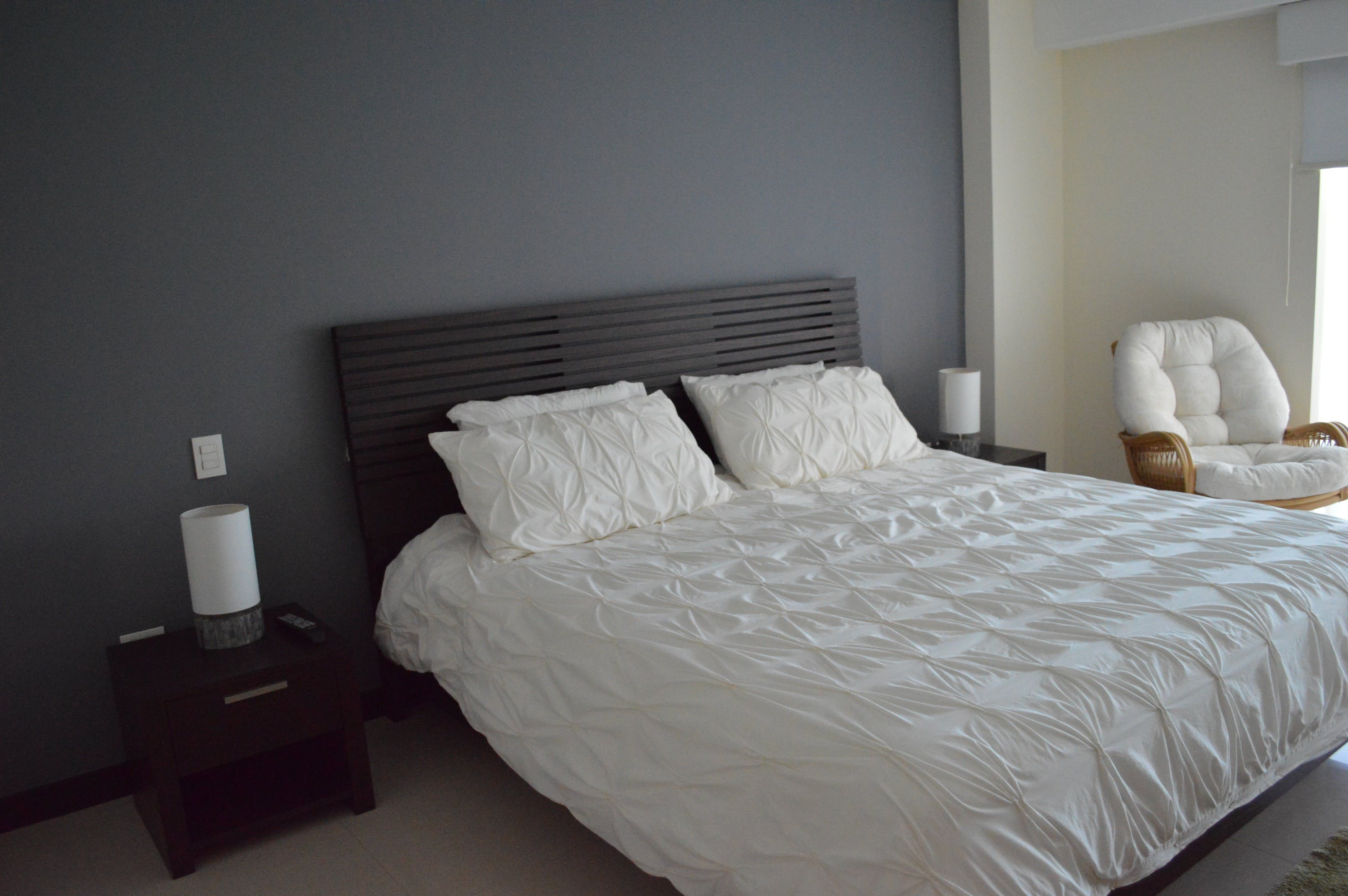 Apartment 215, Master Bedroom