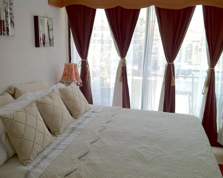 bedroom, dormitorio, queen size, bed, cama