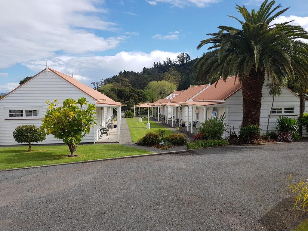 Picture of the Motel cottages