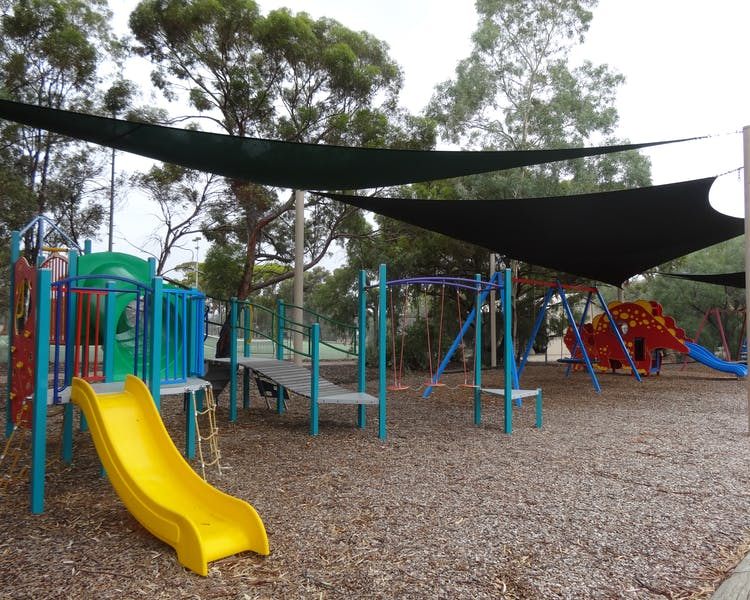 Playground, Leigh Creek Outback Resort, Flinders Ranges accommodation