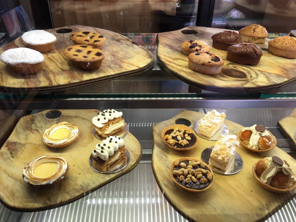 Handmade cakes and pastries from Gusto Inverloch 3996