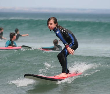 Inverloch Offshore Surf School is a great choice for your surfing lessons