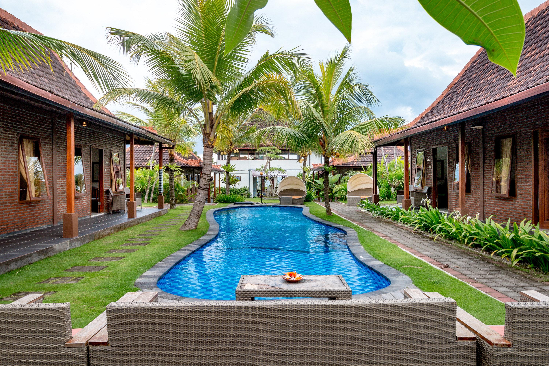 Home | Sea Medewi Resort
