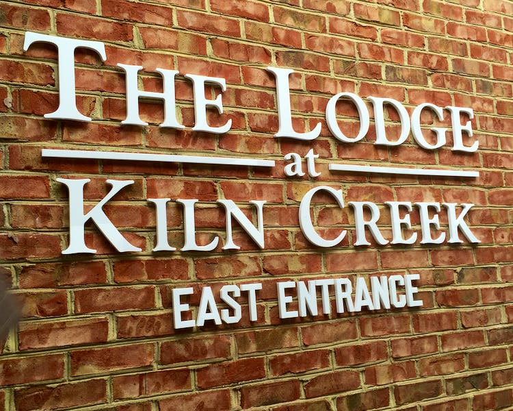 THE LODGE at Kiln Creek - Newport News, Virginia - Hampton Roads Luxury Hotel - Hampton Roads Wedding VenueTHE LODGE at Kiln
