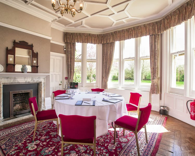 Meeting, Glebelands Room, Cantley House, stately home