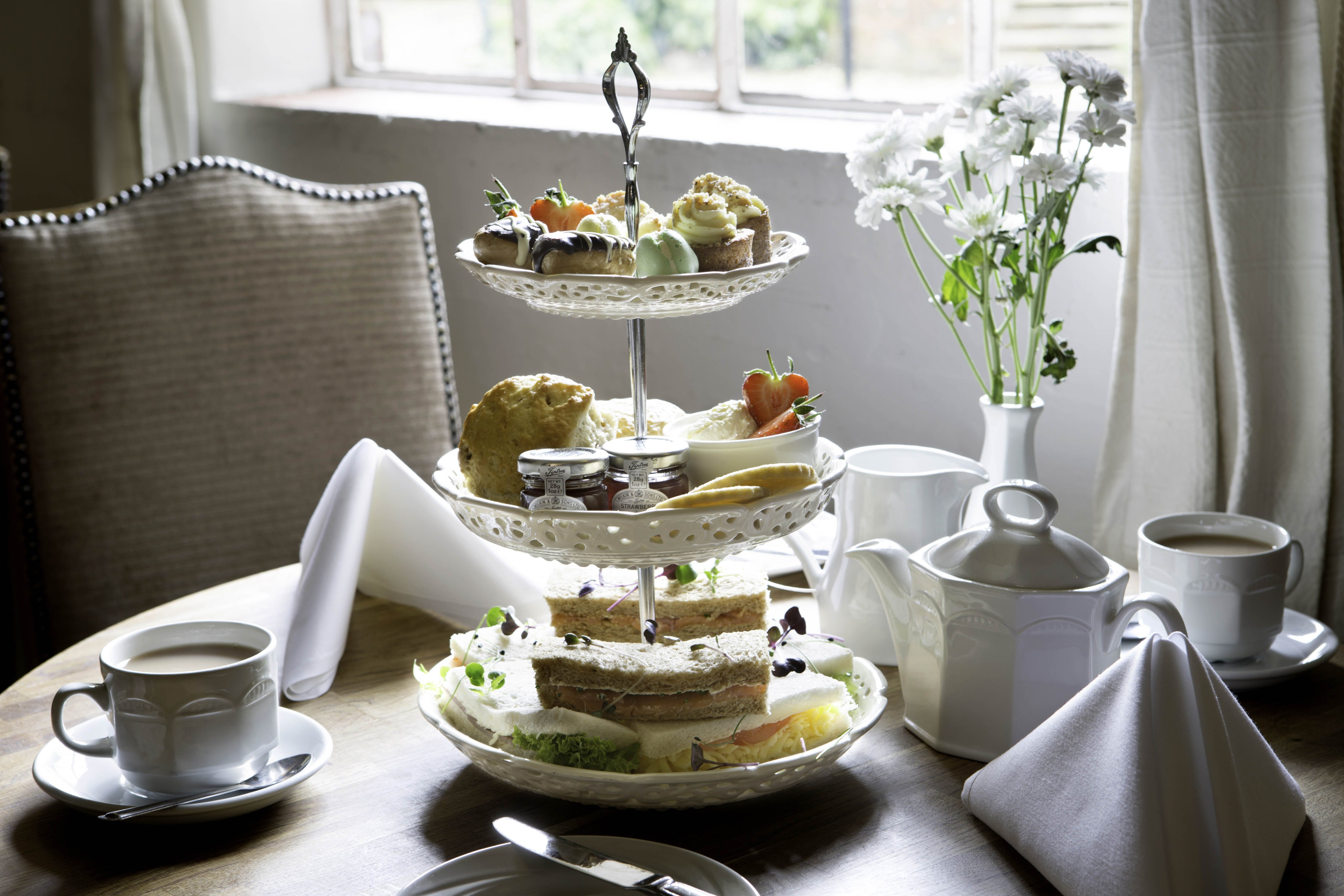 Cantley House Hotel Afternoon Tea