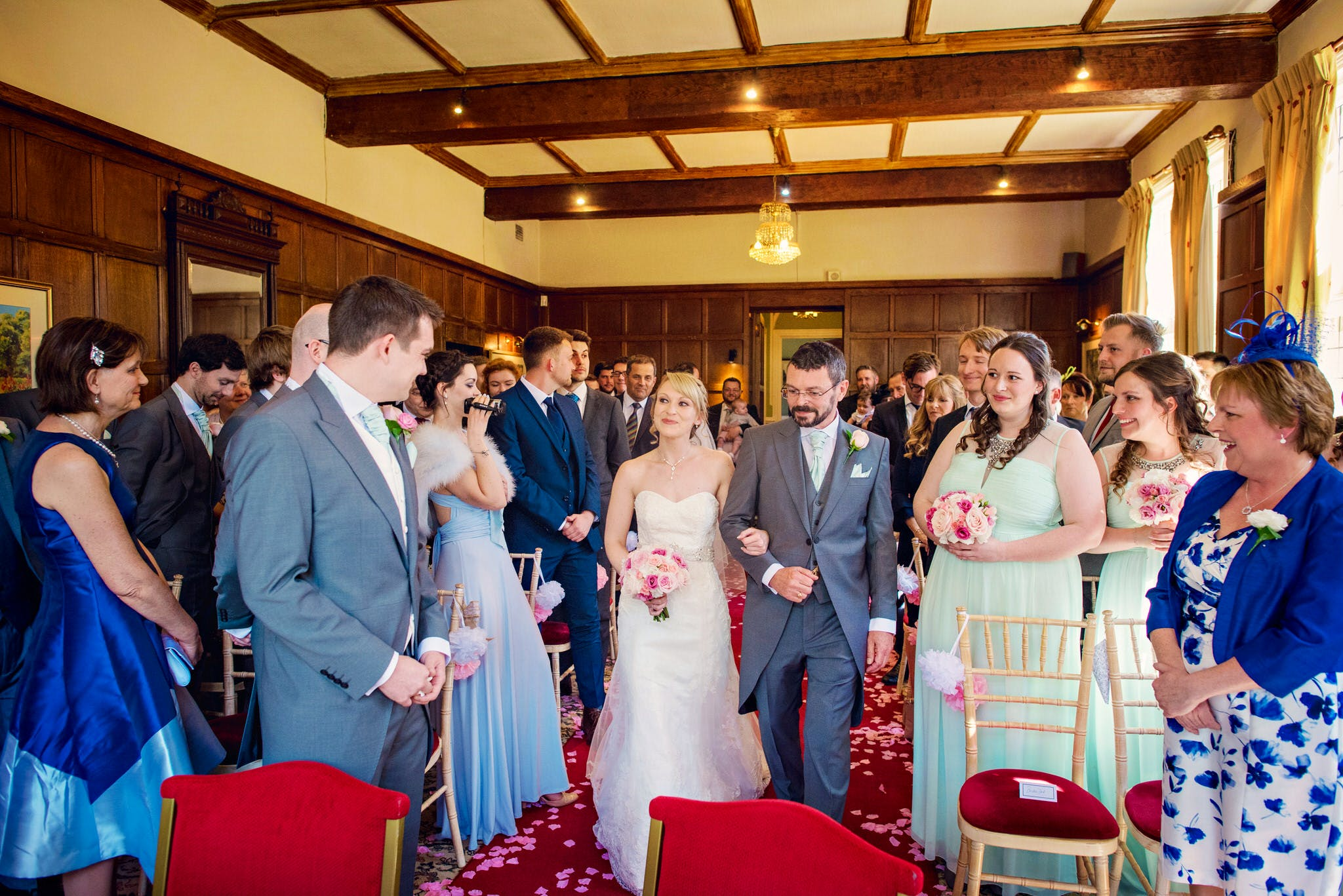 Civil ceremony Wokingham