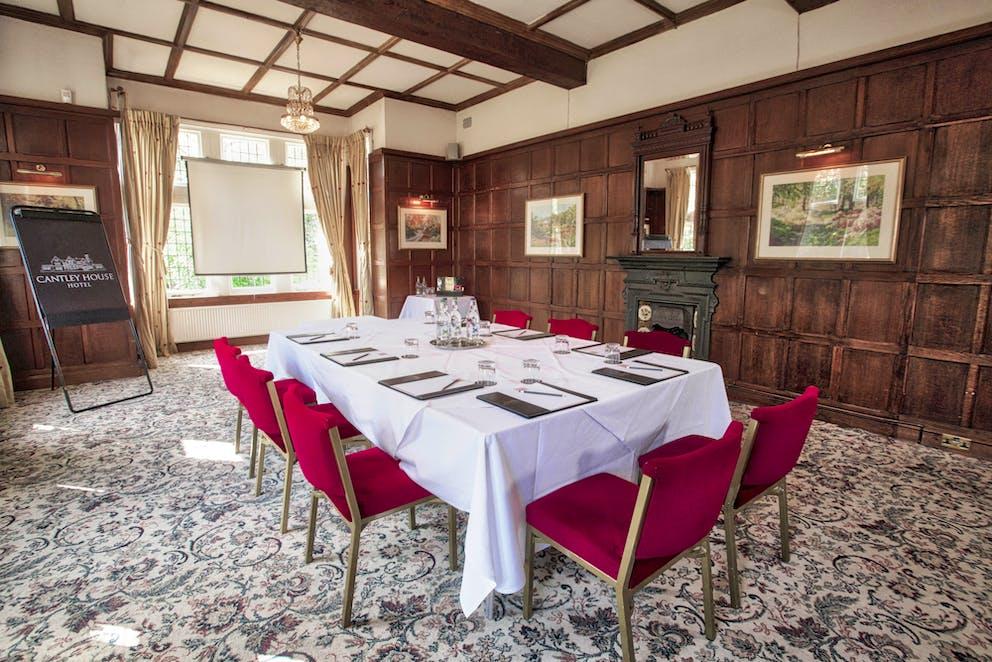 Cantley House Hotel Oak Room