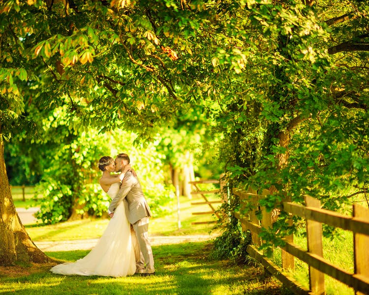 Country house wedding Berkshire