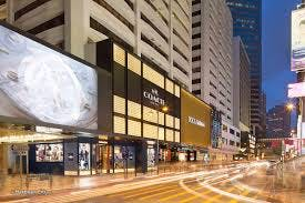 The widely acclaimed Harbour City shopping mall. Home to hundreds of restaurants and retail stores.