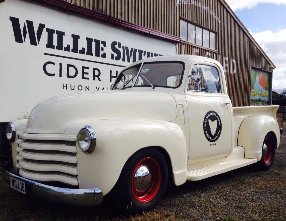 Willie Smith Cider House Huon Valley 10 mins from Hillside Bed & Breakfast Huonville, Tasmania
