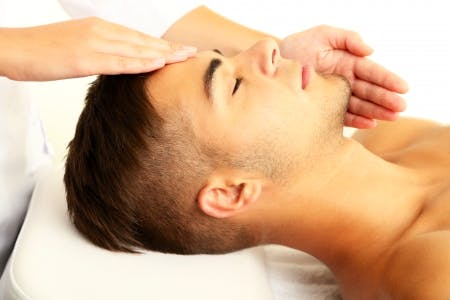 Facial treatment available to Hotel Guests by appointment