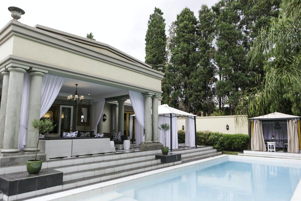 Fairlawns Boutique Hotel Villa Residence Spa Johannesburg