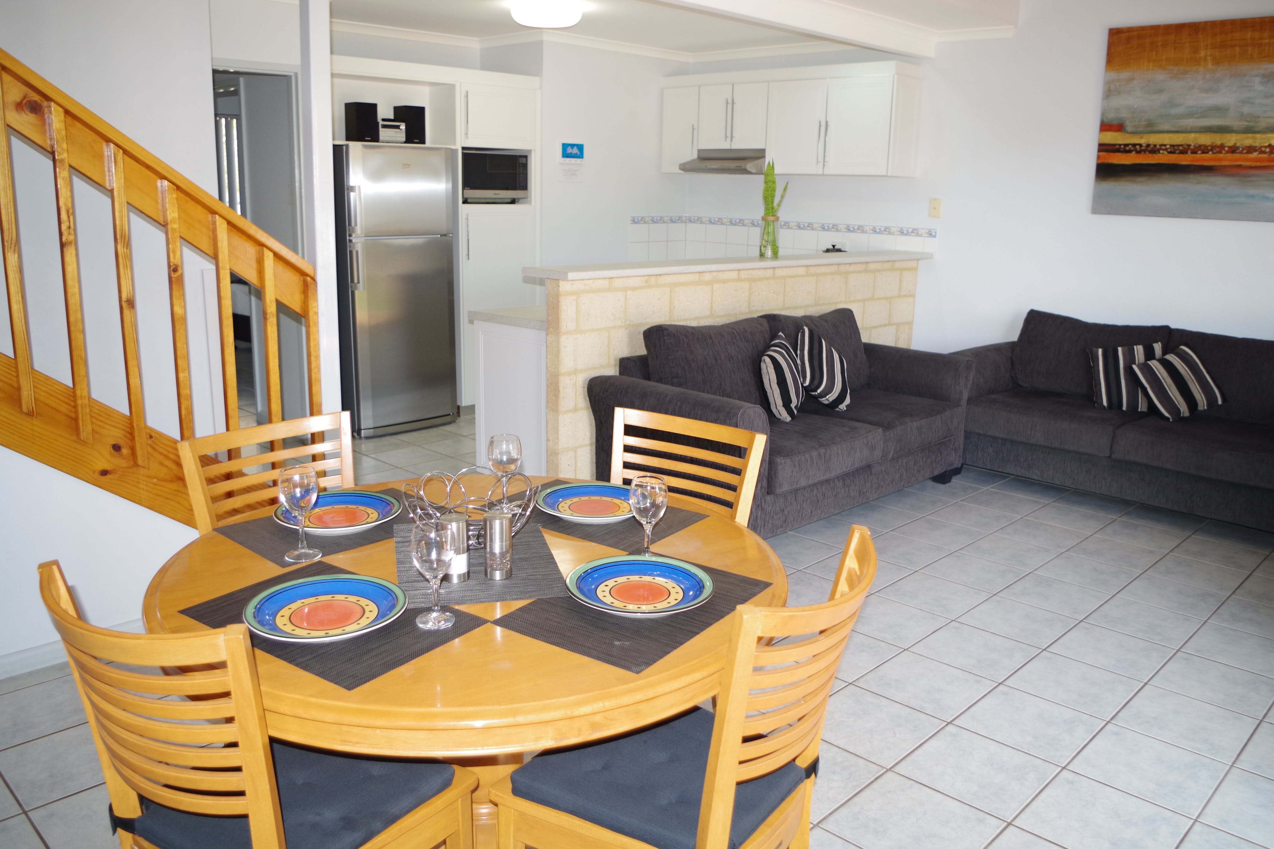 Kalbarri Blue Ocean Villas is your perfect choice before Kalbarri caravan parks in Kalbarri WA.