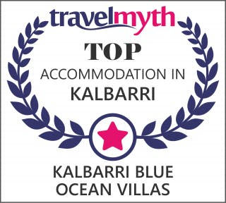 Kalbarri Blue Ocean Villas is your perfect choice before edge resort accommodation in Kalbarri Western Australia