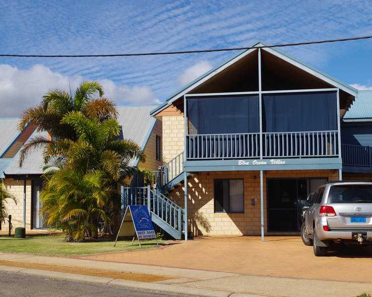 Blue Ocean Villas in Kalbarri is the Best place to stay in Kalbarri for quality accommodation