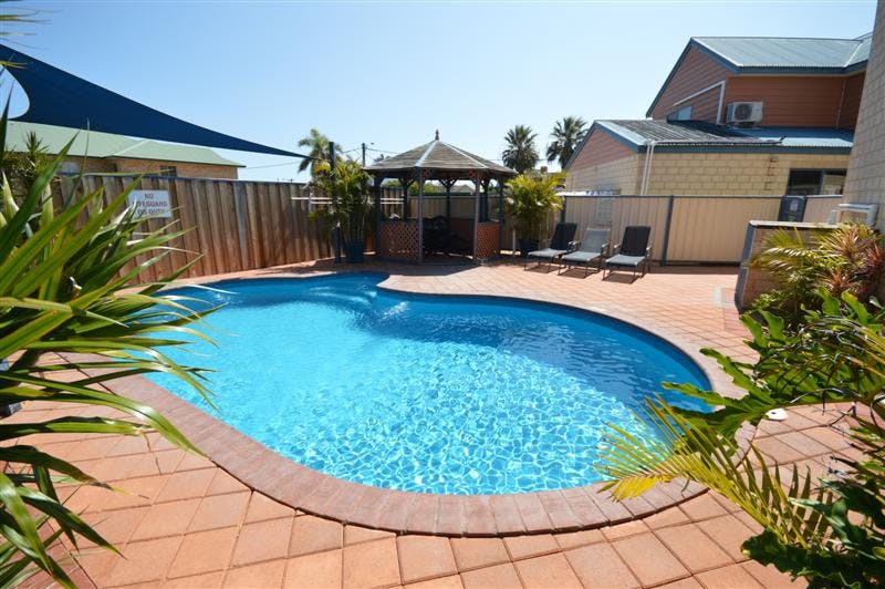 Looking for Kalbarri holiday houses with pool? Stay at Blue Ocean Villas Kalbarri luxury accommodation