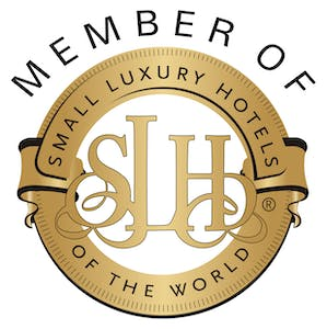 Member of Small Luxury Hotels of the World SLH
