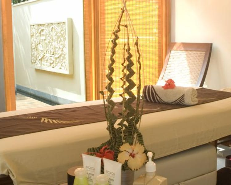 Spa Relaxation Rejuvenation