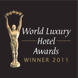 SLH World Luxury Hotel Awards Winner 2011