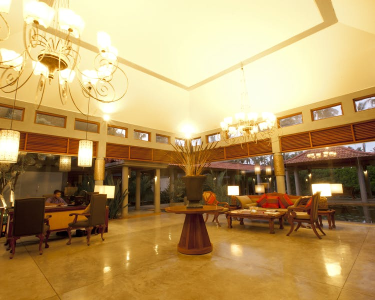 The Clubhouse  Lobby