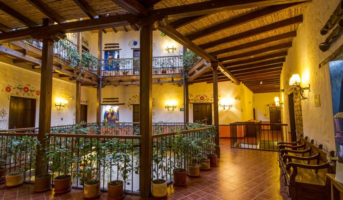 Home La Casona De La Ronda Heritage Boutique Hotel Quito