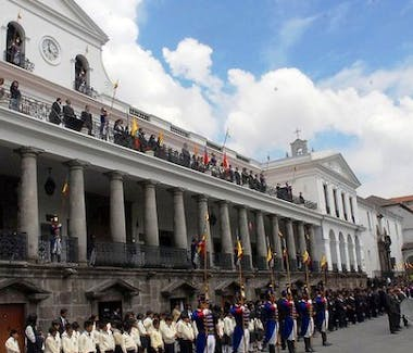 Presidential Palace, Changing of the Guard
