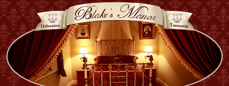 BLAKES MANOR Self-Contained Heritage B&B Accommodation
