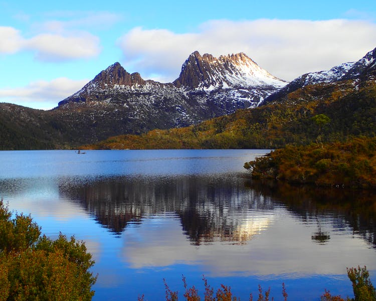 Cradle Mountain Lake St Clair.A great place to see while staying at Historic Blakes Manor