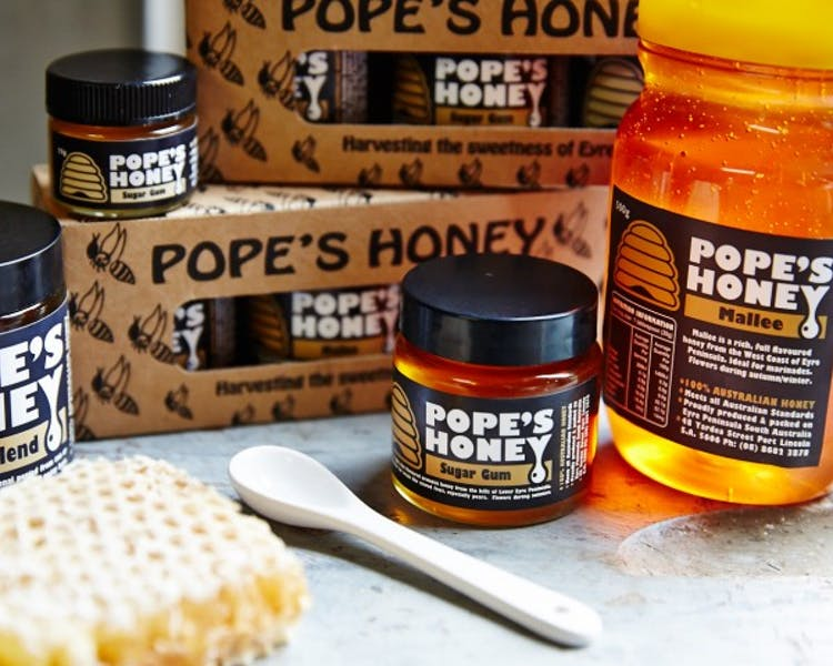 Pope's Honey