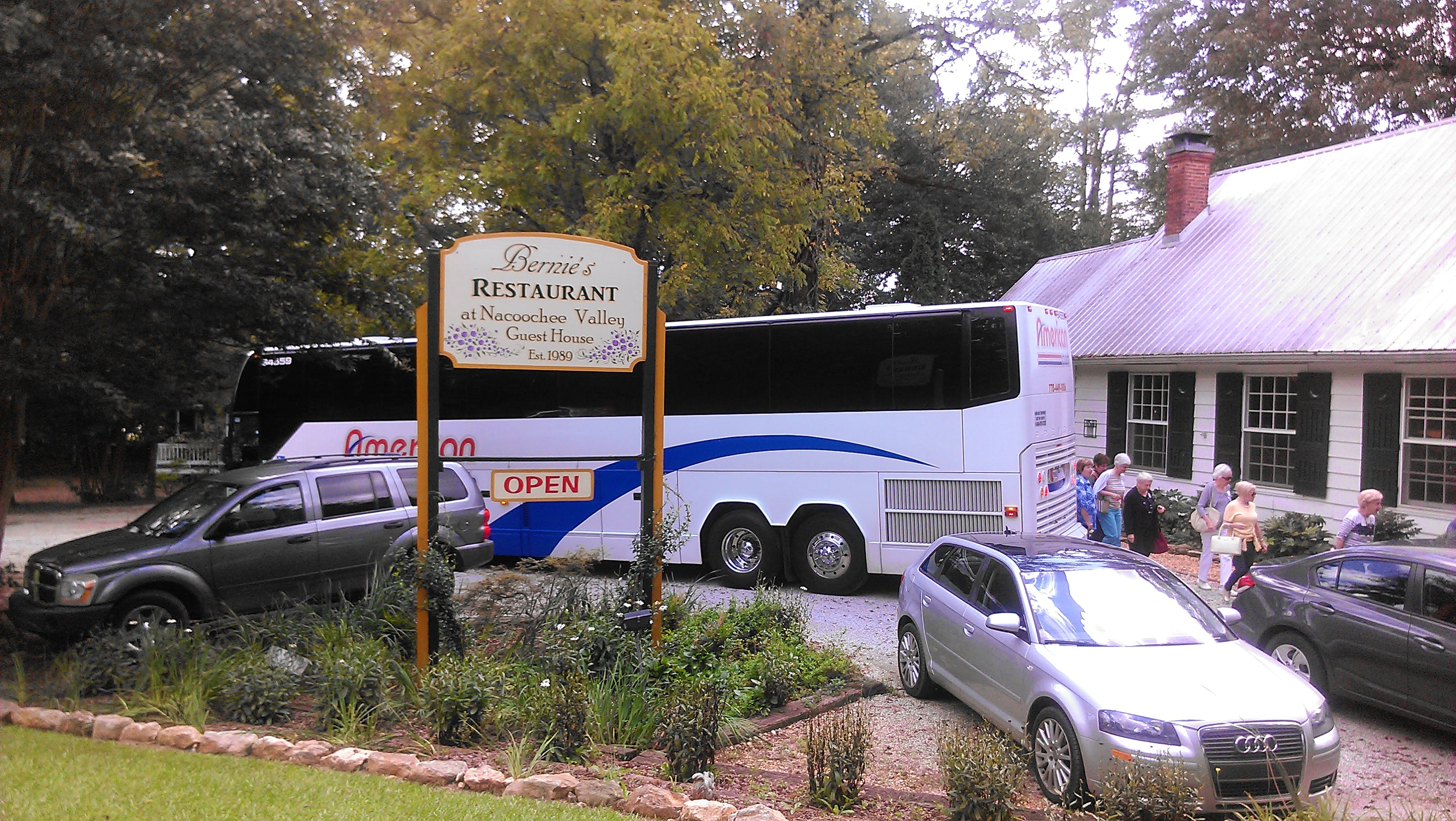 Bus Tours always welcome with advance reservations
