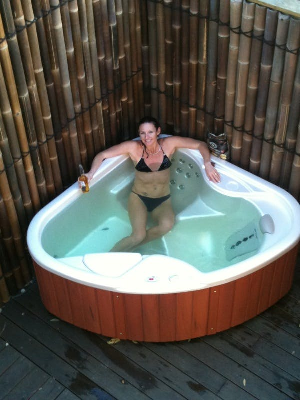 Crescent Head Sun Worship Eco Villas - Outdoor Spas