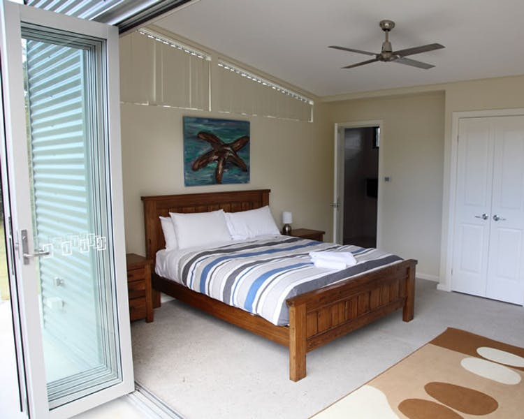 Crescent Head Sun Worship Eco Villas Villa 5 2nd Bedroom
