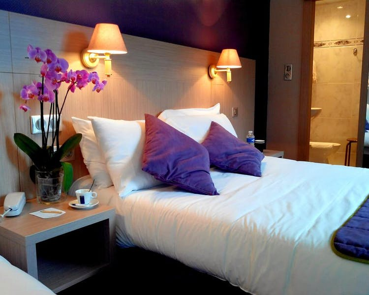 QUALITY HOTEL CHRISTINA LOURDES CHAMBRE DOUBLE