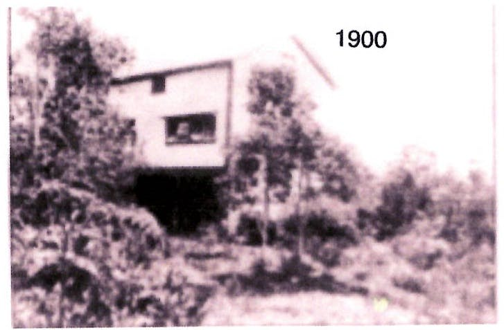 Hale 'Ohu house in 1941
