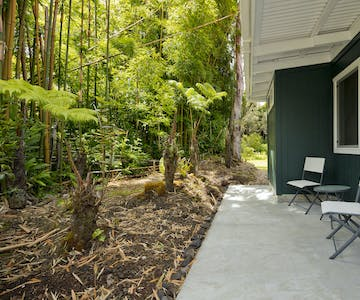 Patio - Bamboo Room