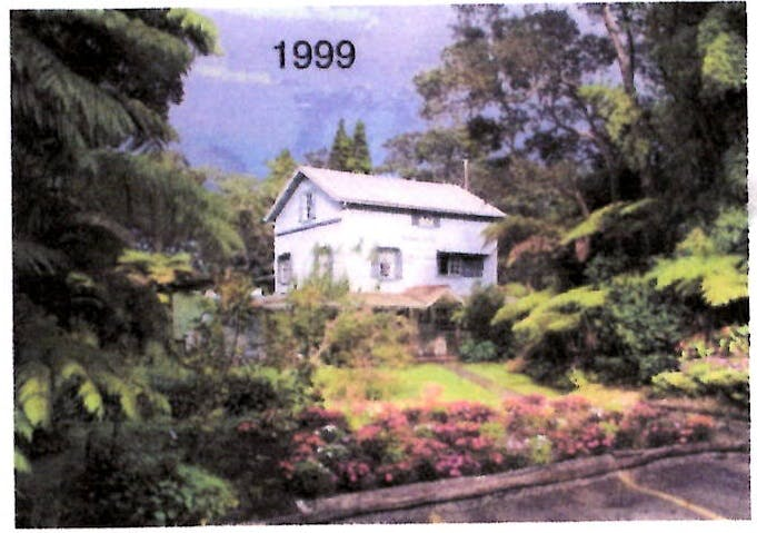 Hale 'Ohu house in 1999