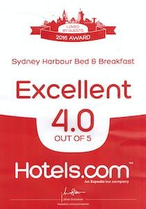 Sydney Harbour Bed Breakfast The Rocks Nsw